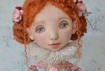 мои куклы / Авторская кукла ручной работы Елены Уляшёвой