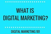 Digital Marketing for Beginners by Kristi Allen / I share digital marketing tips and strategies that the non-technical person can use in their own digital efforts on my Digital Marketing Blog at www.kristijallen.com/blog.   On this board, I feature my most popular articles.