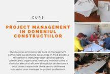 """Curs - Project Management in domeniul Constructiilor / Inca o editie a cursului """"Project Management in Domeniul Constructiilor"""" a fost incheiata cu succes!  Va multumim tuturor pentru participare si va dorim mult succes in continuare!"""