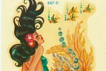 Mermaids <3 / Mermaids & The Sea