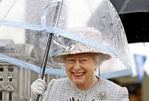 Reigning in the Rain-The English Monarchs / by sl stricklin