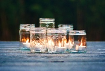 Mason Jar Madness / You can't live in the South and not love Mason jars! Southern Accents has our share of Mason jars sitting in our showroom. Here's a great list of creative ideas on putting those old jars to good use!