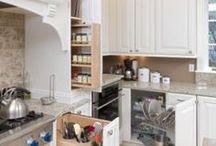 Home building/kitchen