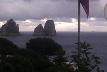 Capri-Napoli-Pompei Scavi