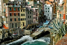 Lugares y espacios favoritos / Italia