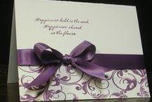 Cards - Simply Elegant