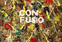 PINTURES / Conjunt de pintures de temàtiques i estils varaits d'en Jordi Paüls.