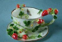 Dishes_China & Dinnerware / by Linda Tachikawa