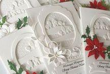 Cards - Dies & Embossing Folders