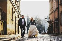 Next day photoshoot / Beautiful photos of the newlyweds during their next day photo session with their wedding photographer