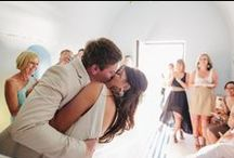 You may kiss the bride / the most beautiful wedding moments