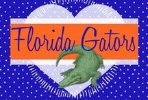 Florida GATORS! / My favorite college team! / by Gary McLendon