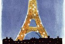 Midnight in Paris / きらめく夜のパリも楽しんで!