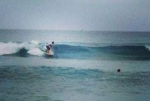 Surfing Jupiter / Surfing Jupiter, Florida
