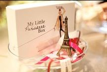 My Little Box Japan / パリのエッセンスが詰まったサプライズBOXを毎月お届け!
