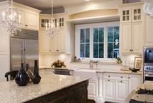 Kitchen Inspirations / We are always gaining inspiration! Here are some kitchen ideas that we love. http://www.balducciremodeling.com/