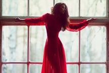Lady in Red / Rouge