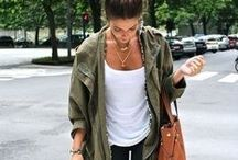 Fashion I love / the street style I love, some of my favorite everyday styles from fashion bloggers