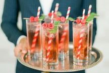 Drinks & cocktails / drinks and cocktail ideas for your wedding