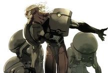 Zone of the Enders: The 2nd Runner / Art & Pictures
