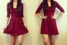 Dresses / Robes / Fotografie