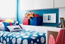 quartos e salas
