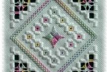 Hardanger, Drawn & Counted Thread Embroidery