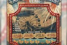 Step Right Up! Sideshow! / Circus freakshows and oddities. I know you are curious! Please check it out! Warning some content may be shocking!