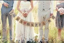 Wedding banners / Beautiful banners for your wedding day! Adorable banners for flower girls