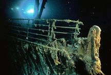 Titanic⚓️ / There is conspiracy as to weather the titanic is the titanic or the sister ship the Olympic. Believe what you will here are photos of the wreck that was found. photos and facts about the wreckage Warning: some content may be disturbing.