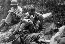 Korean War / Korean War photos and info. Warning: intense content may be disturbing to some people!