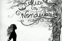 Alice In Wonderland / Alice In Wonderland art and photos and stuff in general!