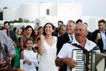Weddings in Mykonos / destination weddings in Mykonos, a beautiful Greek island