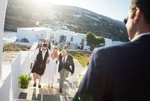 Wedding in Sifnos / destination weddings in Sifnos, a beautiful Greek island