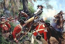 Revolutionary War / Revolutionary War interesting photos and information! Warning: some content maybe intense!