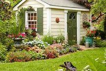 Gardens, outdoors