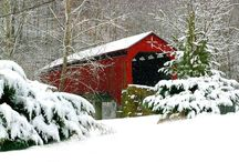 Covered Bridges & More / Covered bridges and then some nature stuff I like