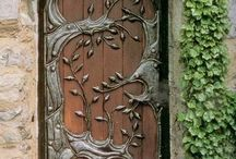 Cool Doors! / Beautiful and unique doors from all over