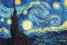 Art:Van Gogh / Vincent Van Gogh paintings and sketches
