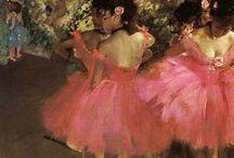 Art:Edgar Degas / Degas artwork