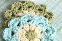 Hobby - Crochet doily / Crochet doily