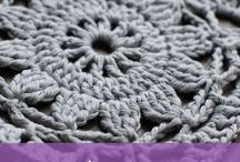 Hobby - Crochet squares / Crochet squares