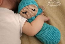 Hobby - Crochet for baby / Crocheting for the baby