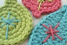Hobby - Crochet christmas