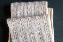 Hobby - Crochet scarfs, shawls etc