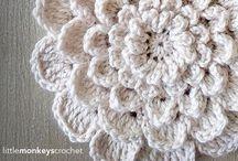 Hobby - Crochet Flowers&Plants