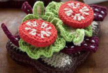 Hobby - Crochet Toys