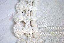 Hobby - Crochet borders