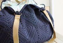 Hobby - Crochet bags