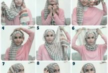 How to wear Hijab / Hijab Tutorial